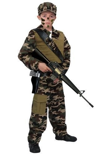 strój żołnierza