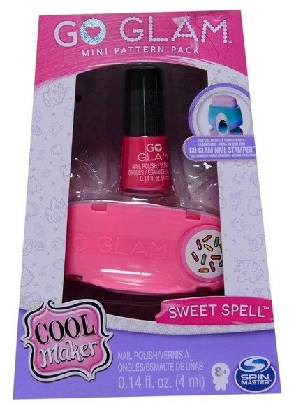 Cool Maker Go Glam Sweet Spell lakier do paznokci