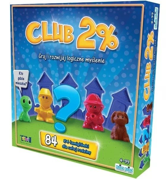Gra Club 2% Ravensburger