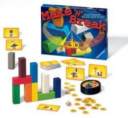 Gra Make`N`Break Zbuduj i zburz Ravensburger