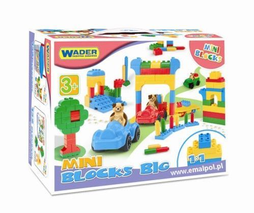 Klocki Mini Blocks Big WADER 41360