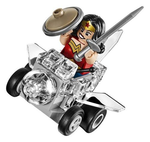 LEGO Super Heroes 76070 Wonder Woman Doomsday