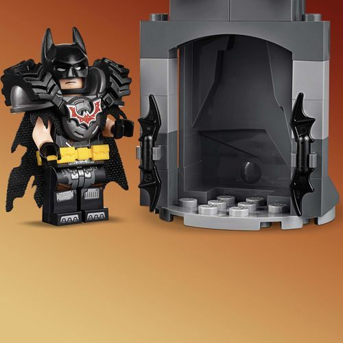 LEGO The Movie2 70836 Batmant i Stalowobrody