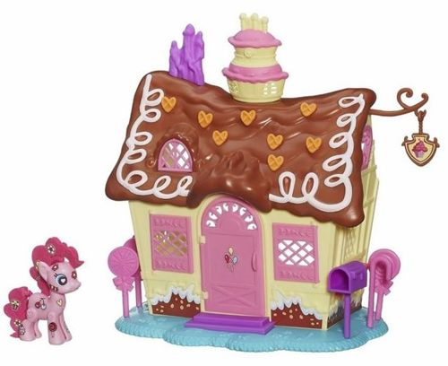 My Little Pony Cukiernia Pinkie Pie A8203 Hasbro