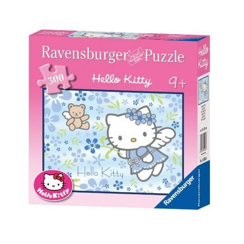 Puzzle 300 el. Kitty Aniołek Ravensburger